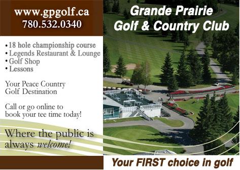 Grande Prairie Golf & Country Club company